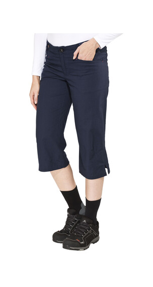 Patagonia Venga Rock Capris Women Navy Blue